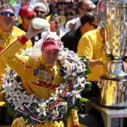 US-Amerikaner Hunter-Reay gewinnt Indy500 (Foto)