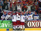 Putin feiert Wiedergutmachung:Russland ist Weltmeister (Foto)