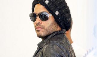 «Halbzeit»: Lenny Kravitz wird 50 (Foto)