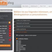 MyRadioDay: Individuelles Radioprogramm erstellen (Foto)