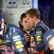 Vettels schwarze Serie: «Kann ja nicht so weitergehen» (Foto)