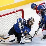 Finnischer Torhüter Rinne zum besten WM-Spieler gewählt (Foto)