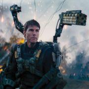 «Edge of Tomorrow»: Tom Cruise kämpft gegen Aliens (Foto)