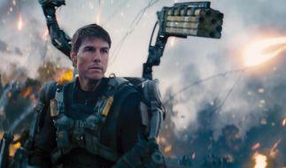 Tom Cruise kämpft gegen Aliens - und gegen die Einsamkeit. (Foto)