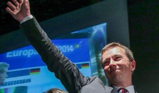 Die AfD konnte bei der Europawahl ihren Einzug ins EU-Parlament feiern. (Foto)