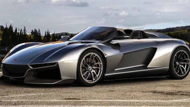 Supersportwagen Rezvani Beast:Ariel Atom im Kohlefaserkleid (Foto)