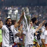 Große Real-Fiesta mit Licht und Tränen im Bernabéu (Foto)