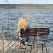 Emotionslosigkeit kann posttraumatische Belastungsstörung sein (Foto)