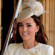 Die luftigen Kleider von Kate sind immer wieder Thema in der internationalen Presse.