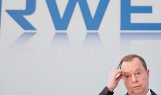 RWE-Chef Terium: Gasversorgung der Ukraine weiter kritisch (Foto)