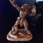 Man darf hoffen, dass der Käufer zumindest ein Fan, wenn nicht sogar ein Sammler war: eine mexikanische Predator-Figur.