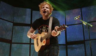 Ed Sheeran:Gaststar bei «Keep Your Light Shining» (Foto)