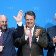Union und SPD pokern um EU-Personalien (Foto)