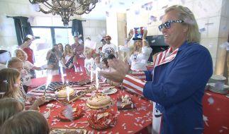 Carmen und Robert Geiss feiern Töchterchen Davinas Geburtstag unter dem Motto «New York Forever». (Foto)