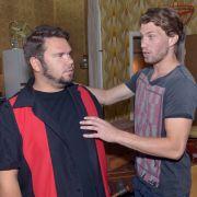 Zwischen Tuner und Dominik eskaliert ein Streit - und das, obwohl sich Tuner dringend schonen muss.