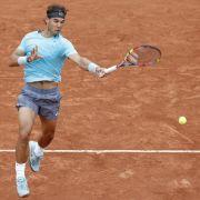 Nadal mit klarem Erfolg zumFrench-Open-Start (Foto)