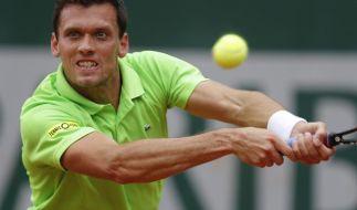 Kamke bei den French Open weiter (Foto)