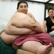 592 kg! Schwerster Mann der Welt tot (Foto)