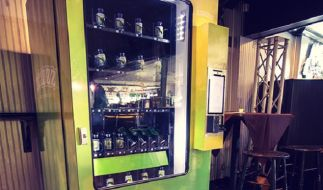 Zazzz, der Cannabis-Automat in Colorado. (Foto)