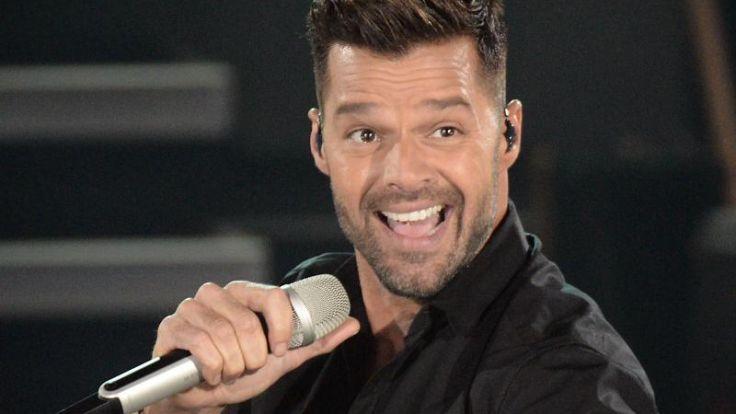Ricky Martin wünscht Hitzlsperger «das Allerbeste» (Foto)