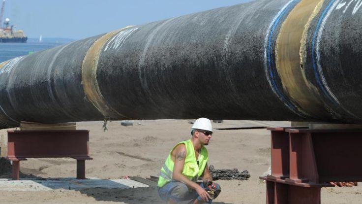 Wirtschaftsforscher: Erdgasversorgung trotz Ukraine-Krise sicher (Foto)