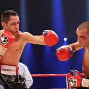 Bereits im Februar 2013 boxte Felix Sturm (links) gegen Sam Soliman.