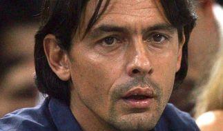 Medien: Inzaghi soll neuer Trainer beim AC Milan werden (Foto)