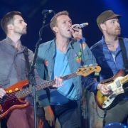 Coldplay mit «Ghost Stories» auf Platz eins der Charts (Foto)