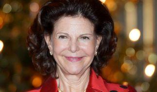 Beckmann besucht Königin Silvia (Foto)