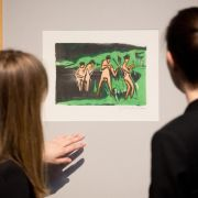Ernst Ludwig Kirchner:Meister der Druckgraphik (Foto)