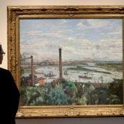 Von Carl Hagenbeck bis Lampedusa:Künstler sehen Hamburg (Foto)