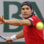 Schulter bremst Haas bei French Open (Foto)