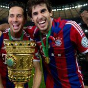 Pizarro bleibt beim FC Bayern - van Buyten sagt Servus (Foto)