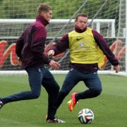 Die neue Ernsthaftigkeit des Wayne Rooney (Foto)