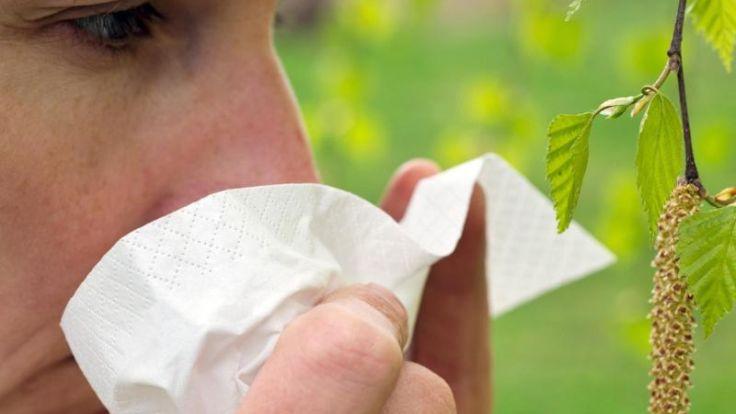 Bei Pollenallergie derzeit am oder auf dem Wasser trainieren (Foto)