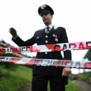 Carabinieri ermitteln den Unfallhergang, Kameras wurden beschlagnahmt.