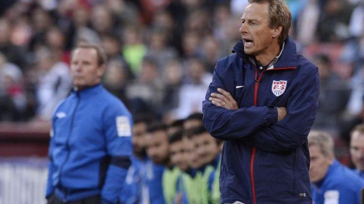 2:0 - Vogts dankbarer Sparringspartner für Klinsmann (Foto)