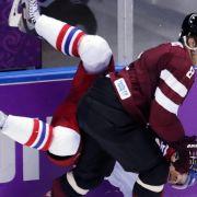 Lettischer Eishockey-Star Ozolins geht in die Politik (Foto)