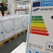 Energielabels bei Waschmaschinen können täuschen (Foto)