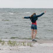 Wassertemperaturen:Nord- und Ostsee wärmer als 2013 (Foto)