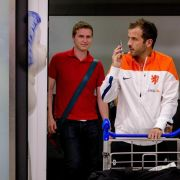 WM-Aus für Rafael van der Vaart wegen Wadenverletzung (Foto)