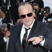 Quentin Tarantino wieder auf Kurs (Foto)