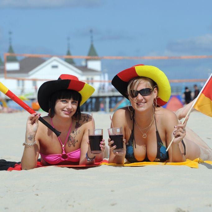 Der Sommer wird heiß wie 2003! (Foto)