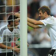 Das DFB-Team startet gegen Kamerun in die heiße Phase der Titelmission.