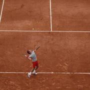 Federer zieht in dritte French-Open-Runde ein (Foto)