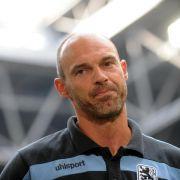 1860 München löst Vertrag mit Ex-Trainer Schmidt auf (Foto)