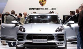 Porsche ruft 2500 Macan-Geländewagen zurück in die Werkstatt (Foto)