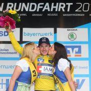 Haussler gewinnt Auftakt der Bayern-Rundfahrt (Foto)
