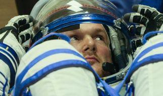 Deutscher Astronaut Gerst mit Sojus ins All gestartet (Foto)