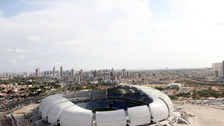 Valcke: Stadion in Natal ein Wettlauf gegen die Zeit (Foto)